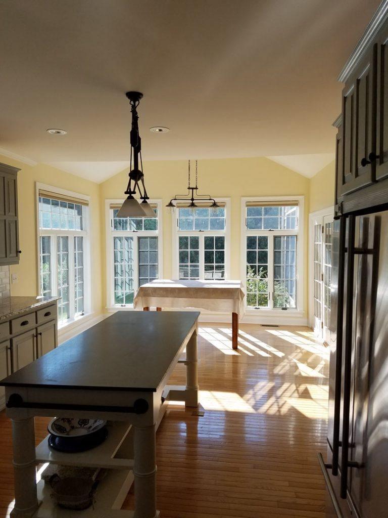 Custom interior painting jamison brothers painting for Interior painting harrisburg pa